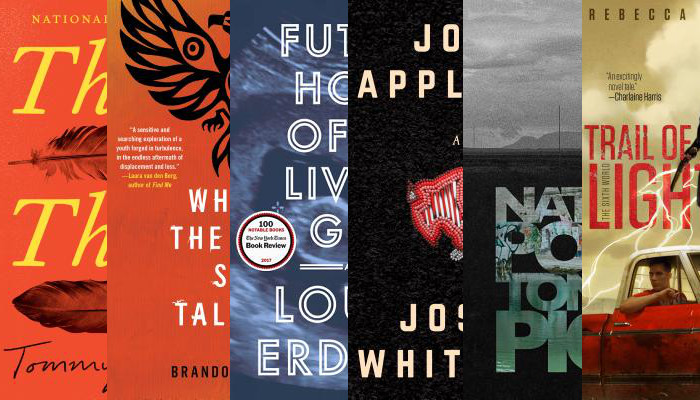 Book List Top Six Books By Indigenous Writers To Read Right Now