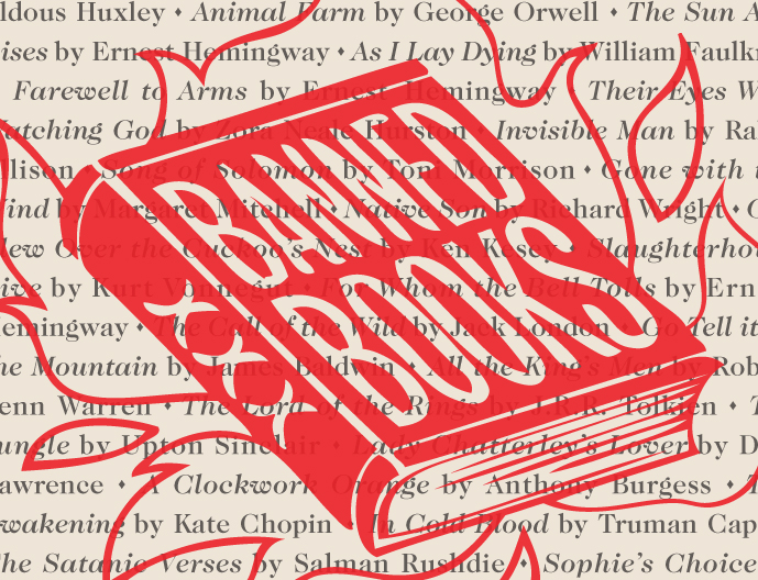 review book banning List of books banned by governments a display of formerly banned books at a us after review the 2007 edition was banned outright persepolis (2000) marjane satrapi: 2000: novel: in 2013, banned in chicago classrooms, leading to public outcry peyton.