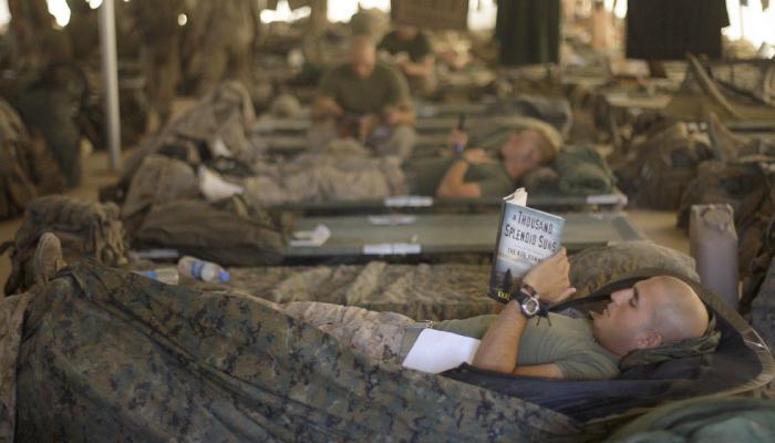 the literature of the iraq war brazos bookstore