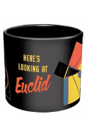 Here's Looking at Euclid Mug