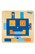 P'kolino Multi-Solution Puzzle - Robot