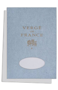 Vergé De France by G.Lalo - Grey Tablet